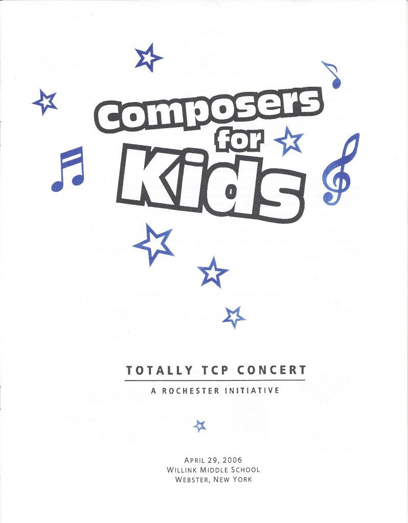 Composers.for.Kids.2006.Totally.TCP. Concert